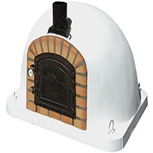 horno de barro para hacer pan