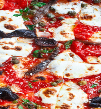 hornos de leña italianos
